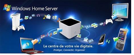 Windows Home Server 2011 - Serveur pour la maison