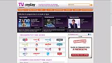 Tout l'internet dans le navigateur Internet Explorer Microsoft sur l'écran TV