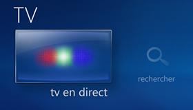 La télévision en direct