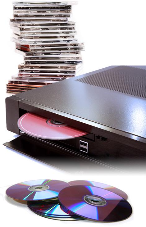 Serveur HiFi avec rip automatique de CD en qualité Flac