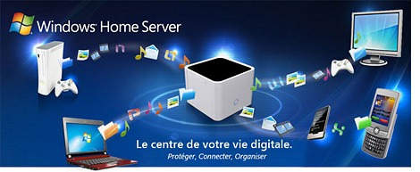 Windows Home Server 2011 - Serveur pour la maison