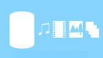 Stockez tous vos fichiers musicaux