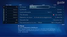 TV : Contrôle du direct, guide TV complet et enregistrement avec double tuner TNT HD