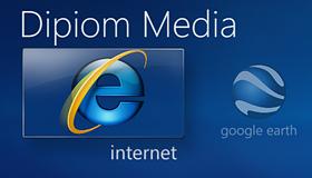 Tout internet par le navigateur Internet Explorer