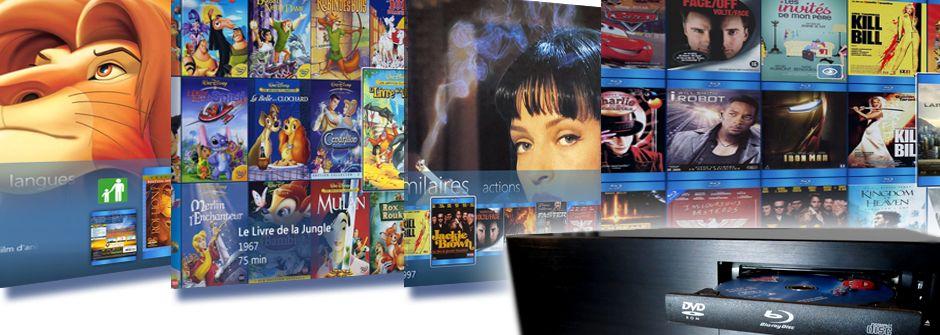 Riplay Media Server - serveur de films et de musiques