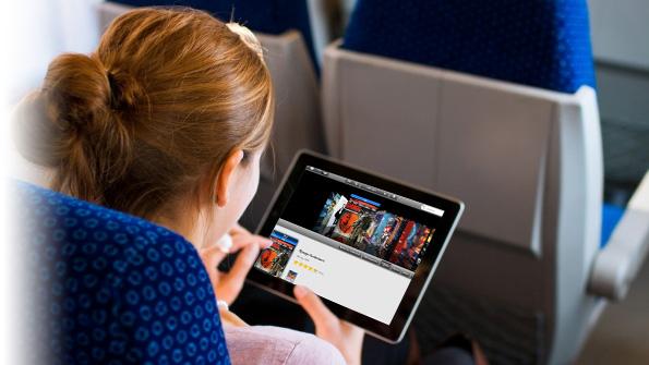 Emportez vos films DVD / Blu-ray avec vous dans le train, l'avion, la voiture, ...
