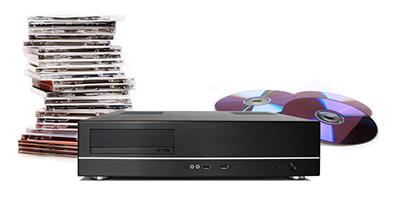 Achetez un Riplay Music Serveur si vous avez beaucoup de CD et si vous souhaitez dématérialiser votre collection